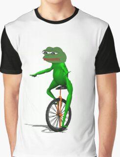 rare pepe dat boi Graphic T-Shirt