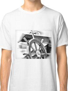 Wooden Wheel Alt Classic T-Shirt