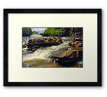 Aysgarth Falls - Yorkshire Framed Print