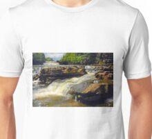 Aysgarth Falls - Yorkshire Unisex T-Shirt
