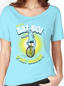 Here Come Dat Boi T-Shirt Women's Relaxed Fit T-Shirt