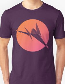 Sunset Arwing Unisex T-Shirt