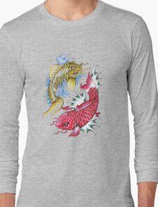 koi Long Sleeve T-Shirt