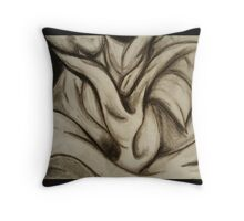 Sleepless Throw Pillow