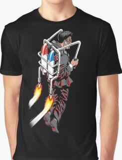Rocket Man Graphic T-Shirt