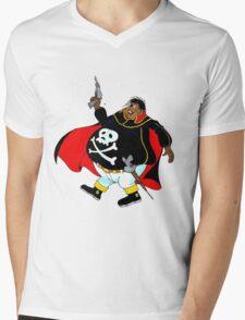 fat Mens V-Neck T-Shirt