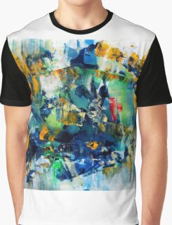 The Four Seasons -  Fall - Autumn Graphic T-Shirt