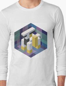 Arceus Voxel Long Sleeve T-Shirt