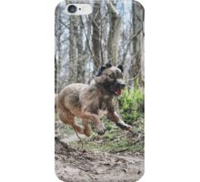 Jumping Puppy iPhone Case/Skin