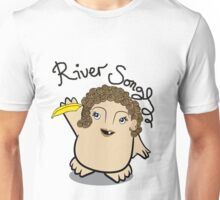 Dr Who River Song Adipose Unisex T-Shirt