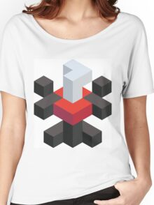 Voxel Darkrai Women's Relaxed Fit T-Shirt
