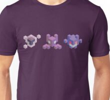 Ghastly Evolution Line, Pokemon Unisex T-Shirt