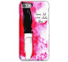 """Come, Let Me Clutch Thee"" iPhone Case/Skin"