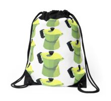Cafetiere Drawstring Bag