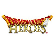 Dragon Quest Heroes Photographic Print