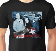 The Single Bullet Blues Band Unisex T-Shirt