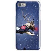 Reindeer Pup iPhone Case/Skin