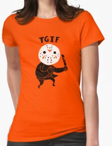 TGIF Womens Fitted T-Shirt