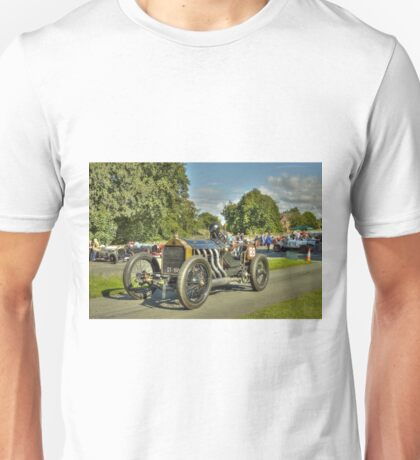 De Dietrich `Course` Vintage Sports car Unisex T-Shirt