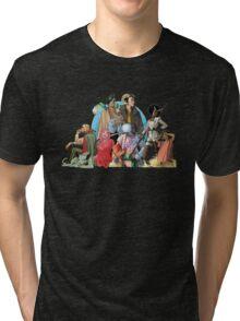 The Entire Saga Tri-blend T-Shirt