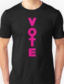 Vote Tall T-Shirt
