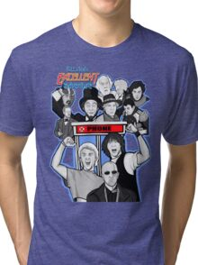 Bill and Ted's excellent adventure Tri-blend T-Shirt
