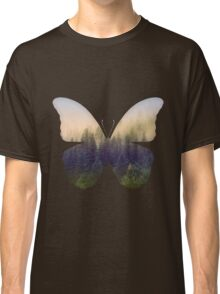 Butterfly Forest Classic T-Shirt