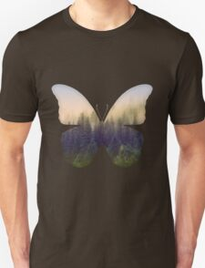 Butterfly Forest Unisex T-Shirt