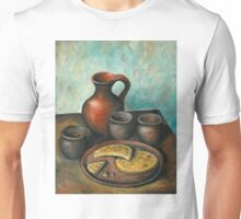 Bread & Wine Unisex T-Shirt