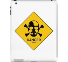Heisenberg  Danger Toxic - Breaking Bad iPad Case/Skin
