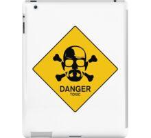 Heisenberg  Danger Toxic - Breaking Bad iPad Case/Skin
