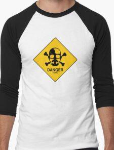 Heisenberg  Danger Toxic - Breaking Bad Men's Baseball ¾ T-Shirt