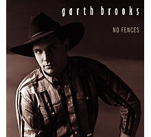 YOUNG GARTH BROOKS  Photographic Print