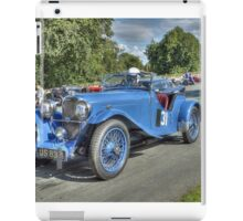Lagonda Rapier sports car iPad Case/Skin
