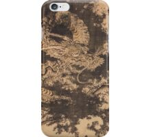 Japanese Dragon Print iPhone Case/Skin