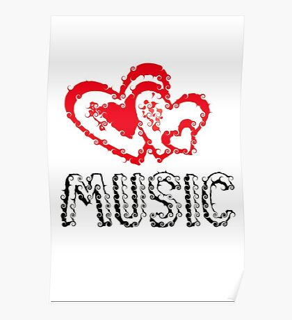 Music!  Poster