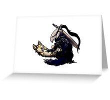 Dark Souls Greeting Card