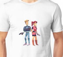 leon and claire Unisex T-Shirt