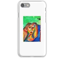 Colourful Face iPhone Case/Skin