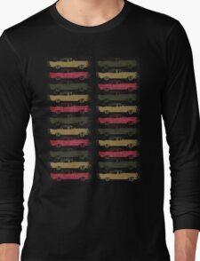 Cadillac Fleet Long Sleeve T-Shirt