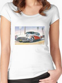Buick Women's Fitted Scoop T-Shirt