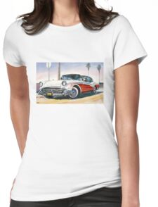 Buick Womens Fitted T-Shirt