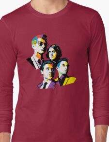 Arctic Monkeys Pop Long Sleeve T-Shirt
