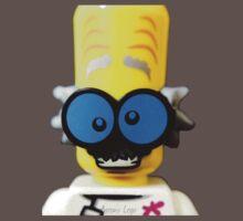 Lego Monster Scientist minifigure Baby Tee