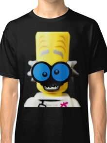 Lego Monster Scientist minifigure Classic T-Shirt