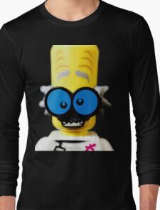 Lego Monster Scientist minifigure Long Sleeve T-Shirt