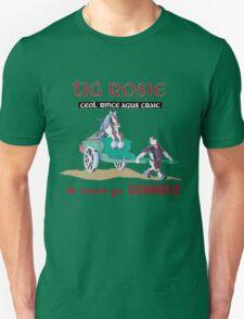 GUINNESS VINTAGE GUINNESS IN IRISH GAELIC T-Shirt