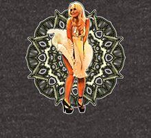 Lindsay Marilyn Lace White Glow Unisex T-Shirt