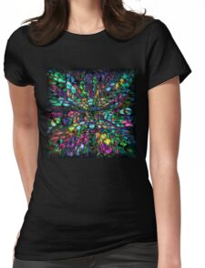 Superfluity Womens Fitted T-Shirt