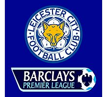 Leicester City Barclays Photographic Print